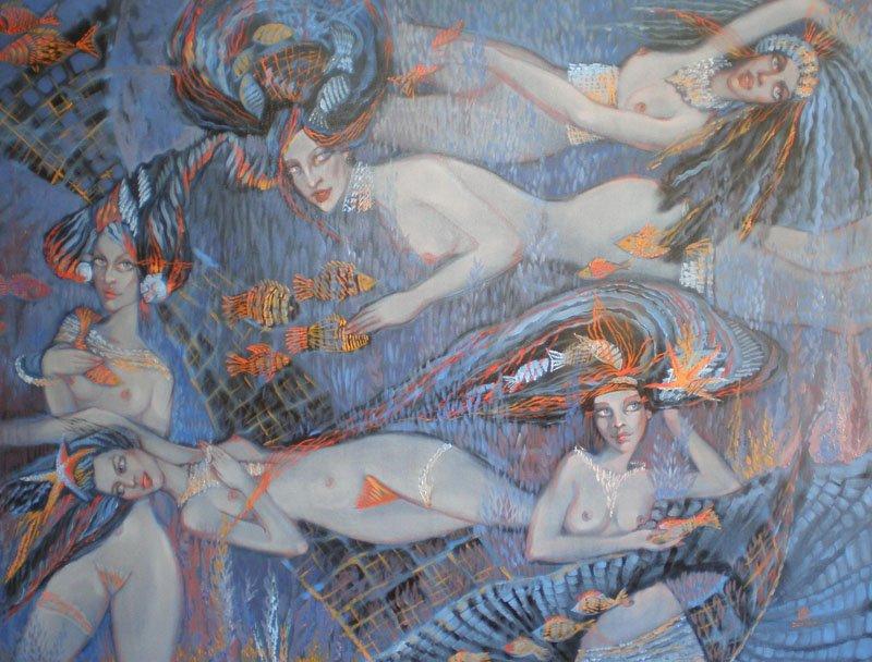 Zlata golden fishes800